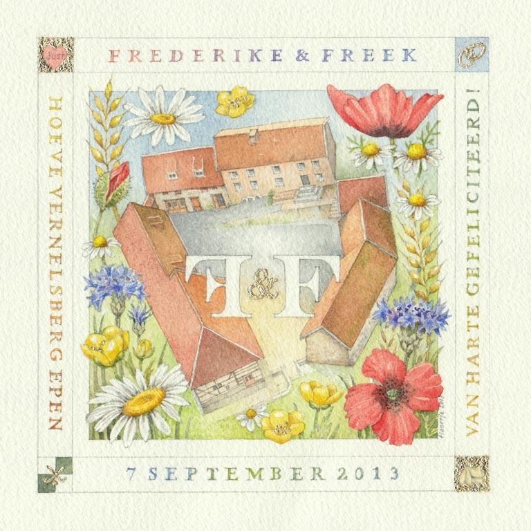 Frederike & Freek